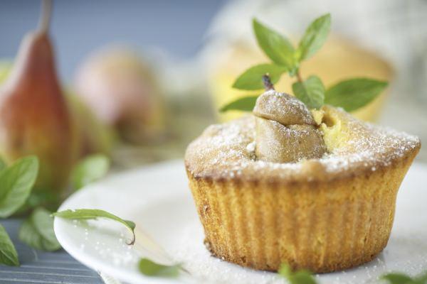 muffin-pera